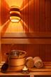 Wellness und Spa in der Sauna - 113139271