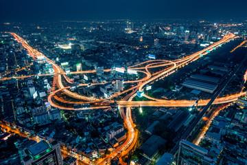 Bangkok bei Nacht © eyetronic