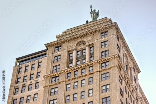Poster Liberty Building - Buffalo, New York
