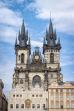 Church of Mother of God before Tyn in Prague