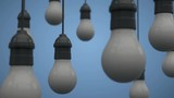 Hanging Light Bulbs Bright Idea