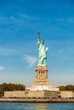 Magnificence of Statue of Liberty - New York City - USA