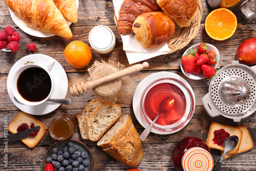composition, breakfast © M.studio