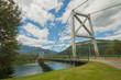 Majestic Columbia River Bridge