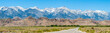 California Sierra Nevada  Mountains