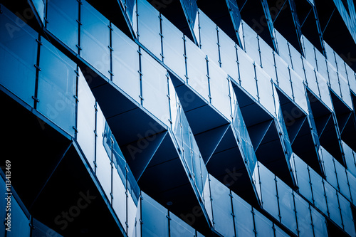Poster abstract architecture