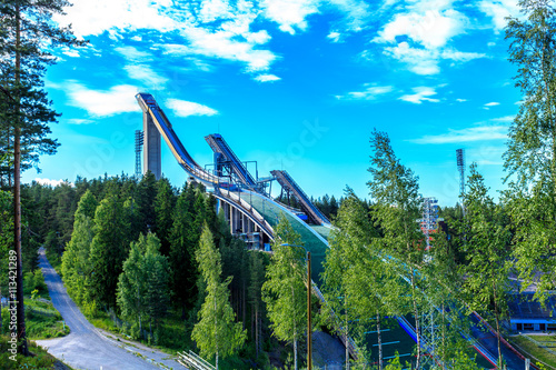 Ski Jump Arena
