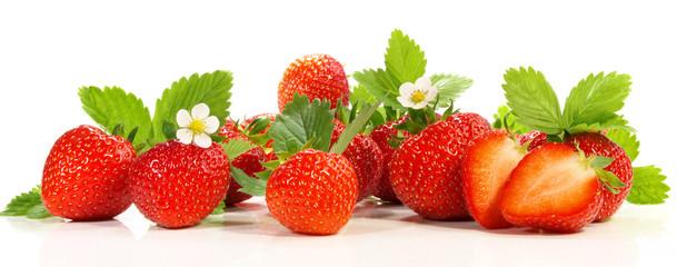 Erdbeeren - Panorama © ExQuisine