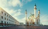 Qol Sharif mosque in Kazan. Russia - 113509663