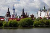 Kremlin in Izmailovo, Moscow, Russia