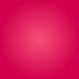 Pop Art Background, Dots on Pink Background, Halftone Background, Retro Style, Vector Illustration - 113548492