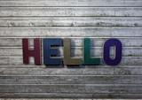 Merhaba, Selam, 3D Text