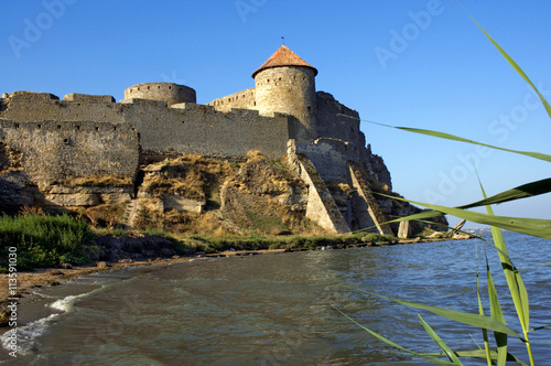 Sliko Akkerman fortress, Belgorod-Dnestrovsky, Ukraine.