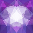 abstract background consisting of purple, pink, white triangles