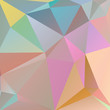 abstract background consisting of pastel triangles