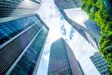 Fototapety ビジネス・高層ビル