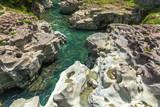滝の拝周辺の風景