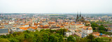 Brno day time old city landscape