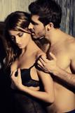 amorous courtship
