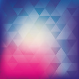 Background design. Polygon icon. Abstract and Colorfull illustra