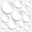Round with shadow