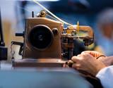 photo of sewing machine