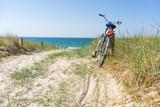 Fahrradtour am Meer - 113844098