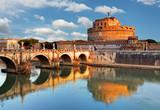 Fototapety Angelo Castel - Rome, Italy