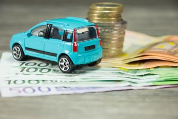 Kosten für ein Auto