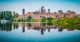 Medieval city of Mantua in Lombardy, Italy - Fine Art prints