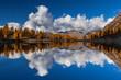 Quadro Lago Arpy