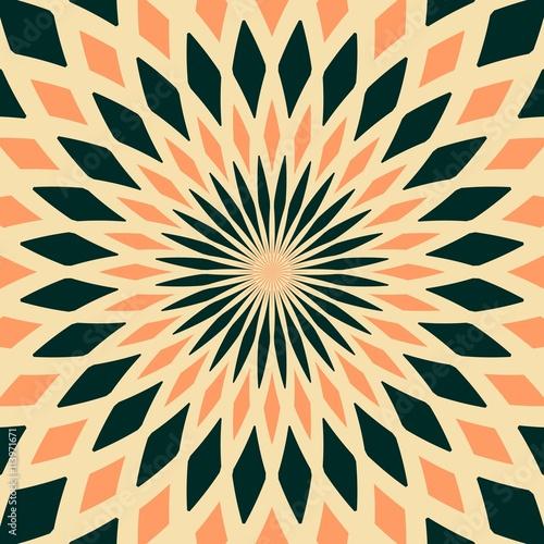 Abstract seamless geometric patterns. Kaleidoscope seamless - 113971671