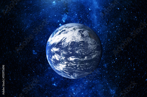 Foto op Canvas Nasa Planet earth. Elements are furnished by NASA