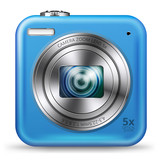 Easy camera icon