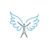 человек с крыльями