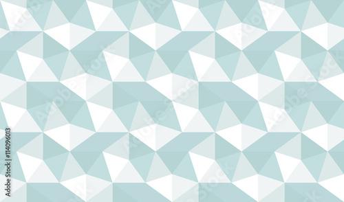 Dreieckmuster 3D Hintergrund - 114096013