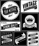Retro Banner Designs