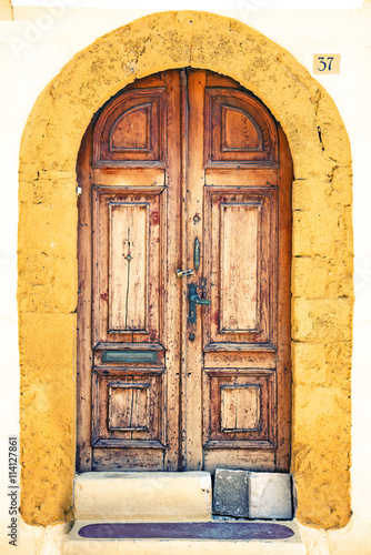 old door photo