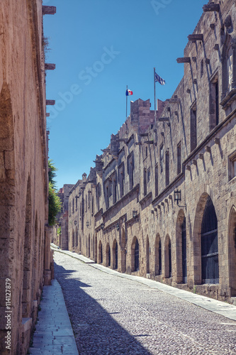 Avenue of the Knights, Rhodes,