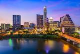 Fototapety Austin Texas Skyline