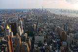 New York skyline. USA
