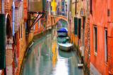 Venice architecture among the canal - Italy