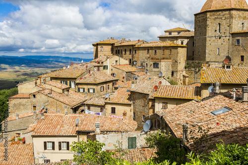 Fototapeta Les villages de Toscane