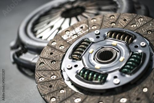 Plate clutch car - 114333287