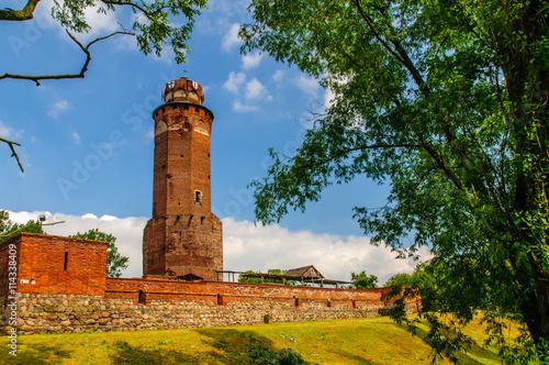 Ruiny Zamku w Brodnicy