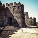 Castle background - 114373882