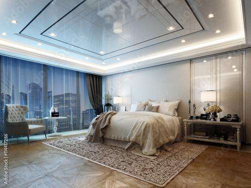 Plagát Bedroom