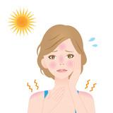 日焼け 女性 - 114478264