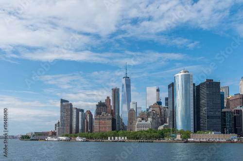 Sunny New York Poster