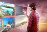 Virtual Reality Conceptual Images